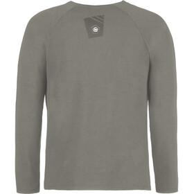 E9 Leo - Camiseta de manga larga Hombre - gris